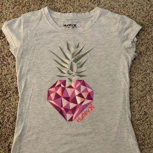 Girls Hurley Shirt